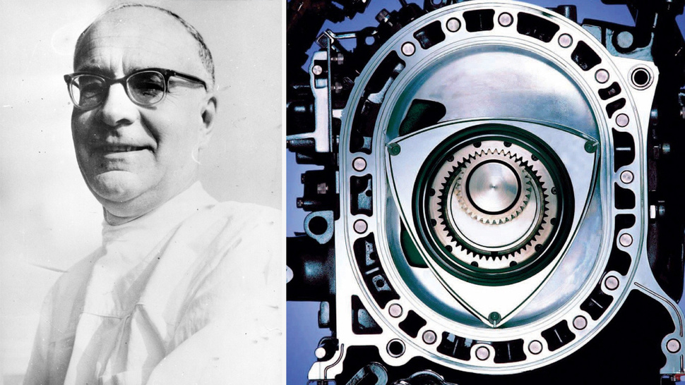 The Inventor of the Rotary Engine was a Hitler Youth Leader