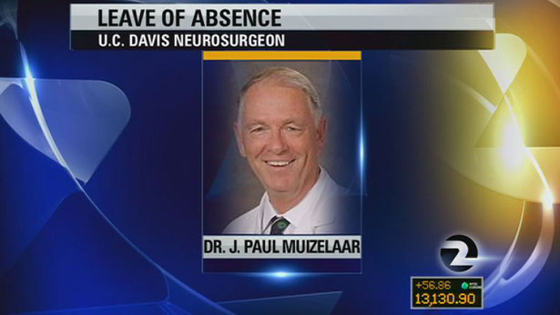 UC Davis Neurosurgeons Accused of Experimental Surgery are Banned from Human Research