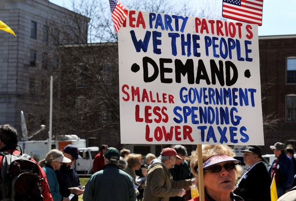 National Tea Party Group Gives $20,000 to Backers of Anti-Medicaid Expansion