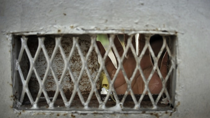 Psychiatric Patients in Prisons Are Frequent Rape Victims