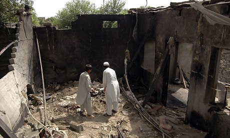 US Drone Strikes are War Crimes, says Amnesty International