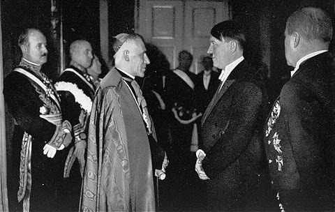GOD AND THE FASCISTS; The Vatican Alliance with Mussolini, Franco, Hitler and Pavelic