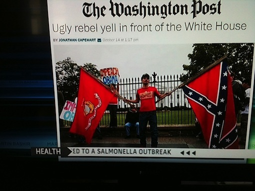 """The Last Charge of the Master Race: The South's """"Lost Cause"""" Addiction"""