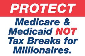 Republicans Demand Social Security and Medicare Cuts - Is It Reported?