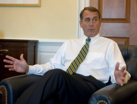 Major Contributors to Boehner for Speaker Committee: Lindner, Anschutz, Paulson, News Corp. Execs …