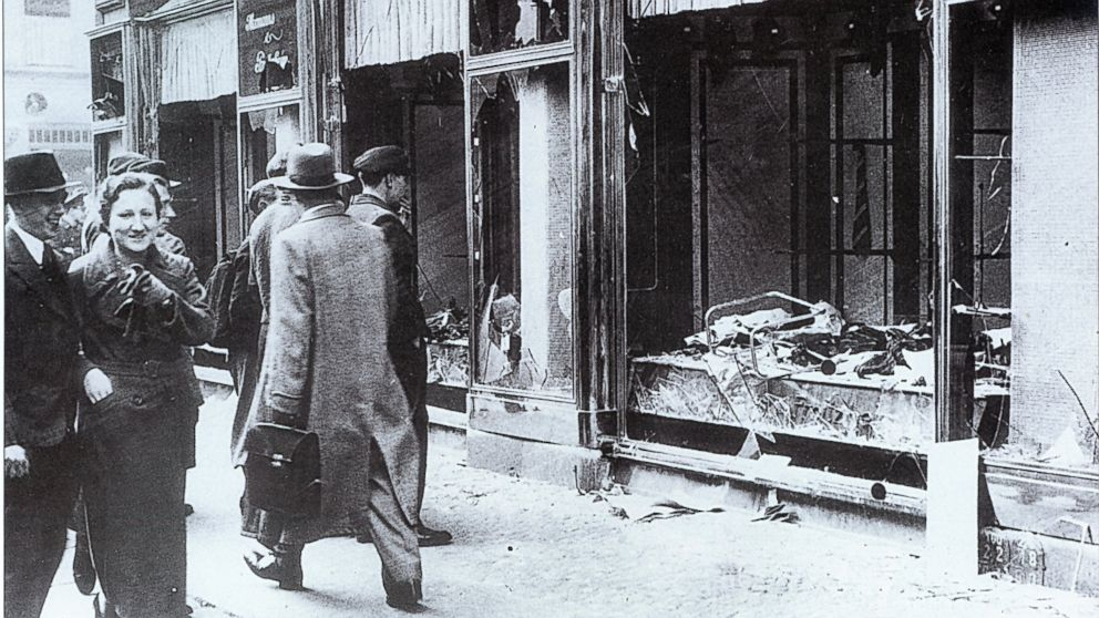 How the World Shrugged Off Kristallnacht