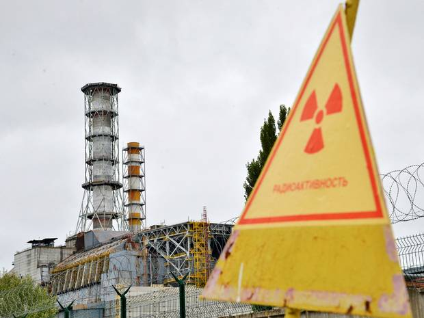'Like a Science-Fiction Movie': Chernobyl - Site of the World's Worst Nuclear Accident Revisited
