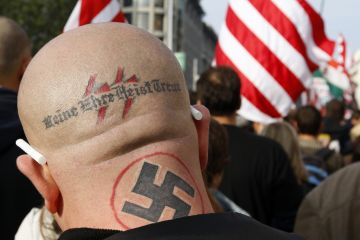 Bay Area Link to Nazi Website