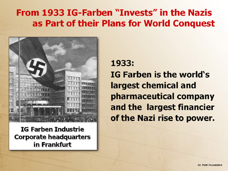The Remarkable Rise and Scandalous Fall of IG Farben