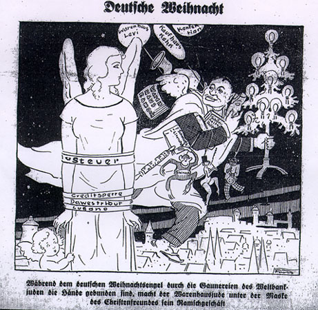 Hitler Transformed Christmas into a Nazi Propaganda War