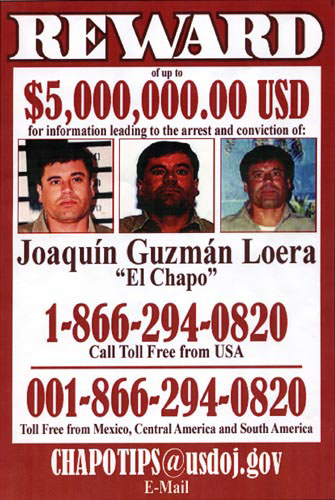 CONFIRMED: The DEA Struck A Deal With Mexico's Most Notorious Drug Cartel