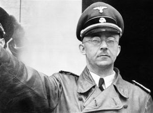 German Newspaper Publishes Himmler's Letters
