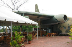 Why a CIA Plane Became a Restaurant and Bar in Costa Rica
