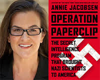 """Kirkus Review: """"OPERATION PAPERCLIP: The Secret Intelligence Program that Brought Nazi Scientists to America"""""""