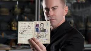 """Historian Uncovers Passport Believed to Be Used by Nazi's """"Angel of Death"""""""