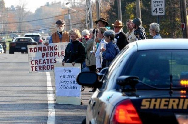 Drone Protesters on Trial