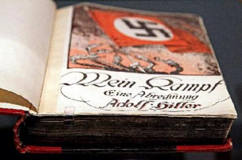 Springtime for Hitler: 'Mein Kampf' is an E-Book Bestseller