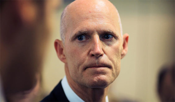 Florida's GOP Gov. Rick Scott has Rigged the Economy Against the Middle Class