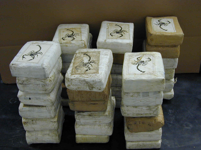 Court Documents Reveal CIA Moved Tons of Cocaine Under Mayan Jaguar