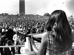 Joan Baez vs. the FBI, Army & Navy:  The Court Battle Over Her Vietnam War-Era Surveillance Files