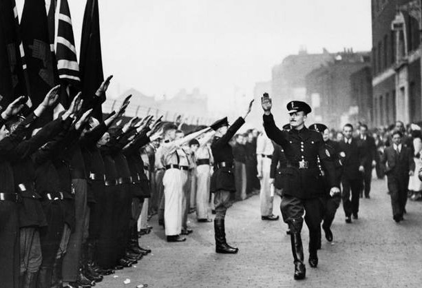 The British Nazis: Sir Oswald Mosley's Views Were – and are not – Uncommon