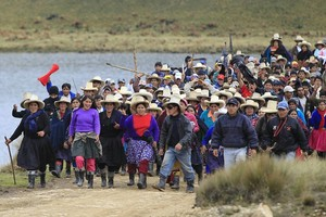 Peru: New 'Kill' Law Targets Protesters