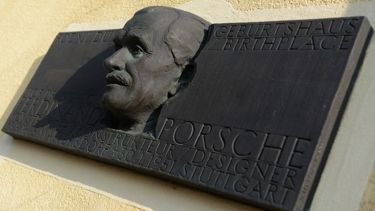 Nazi Past Overshadows Porsche Founder in Hometown