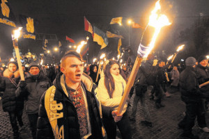 "BBC Now Admits: Armed Nazis Led ""Revolution"" in Kiev, Ukraine"
