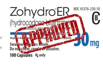 """America's Deadliest Drug, Zohydro ER (""""Heroin in a Capsule""""), Coming Soon to Your Local Pharmacy"""