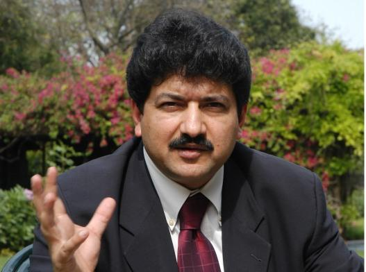 Senior Pakistani Scribe Hamid Mir Shot at in Karachi