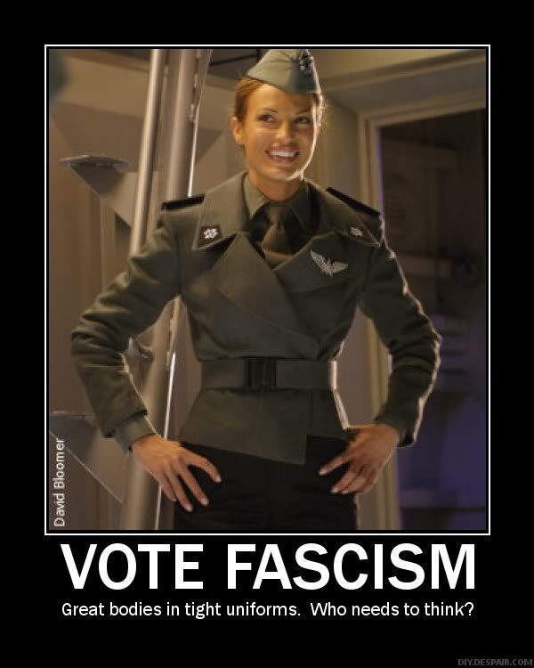 Is the U.S. a Fascist Society? Fascism is a Political Economic Structure that Serves Corporate Interests