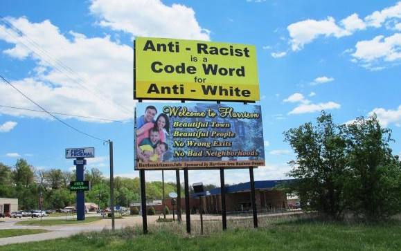 Tale Of Two Billboards: An Ozark Town's Struggle To Unseat Hate