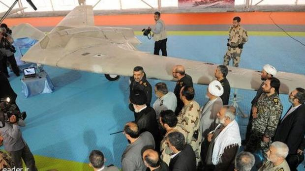Iran Successfully Copies the CIA's RQ-170 Drone, Test Flights Soon