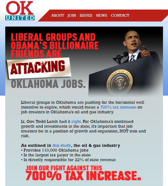 "OLIGARCHS RETURN! Secretive ""Catalyst Oklahoma"""
