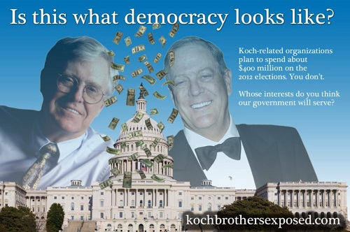 New Biography of the Koch Clan: 'Sons of Wichita,' by Daniel Schulman (WaPo)
