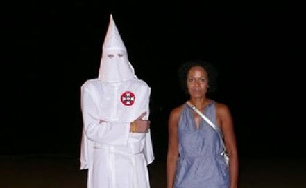 Watch What Happens When a Biracial Woman Confronts Neo-Nazis in Germany and a Member of the KKK
