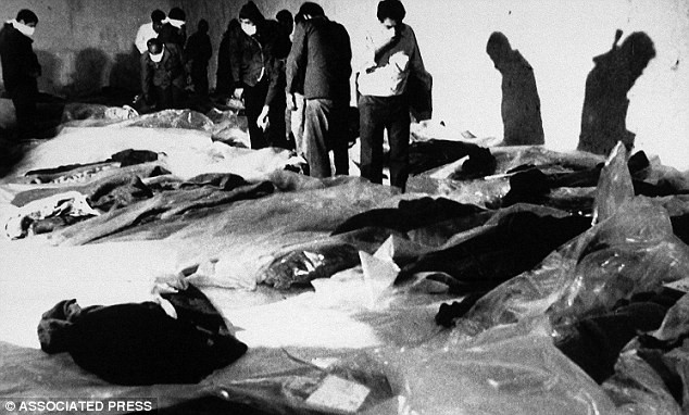 The 1988 Shoot-Down of Iran's Flight 655 by the U.S. Killed 290 Civilains