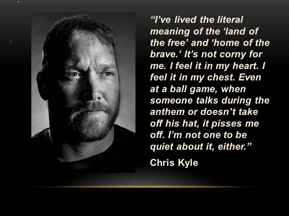 "Now the Guns 'n' Religion Right Believes that ""Muslim"" Obama Killed ""American Sniper"" Chris Kyle"