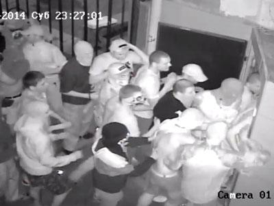 Video: Ukrainian Neo-Nazis Storm Gay Nightclub