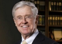 Charles Koch is a Past Member of the John Birch Society