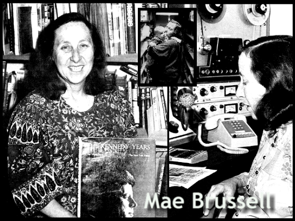 Mae Brussell Publishes a Book