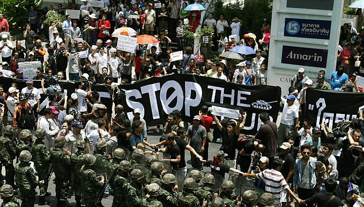 Class War: Thailand's Military Coup