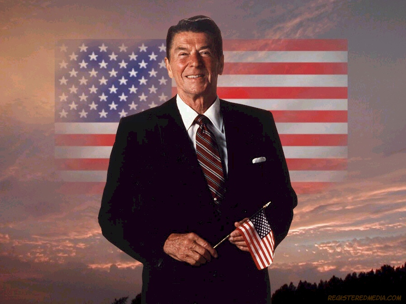 Ronald Reagan and the Infantilization of American Politics