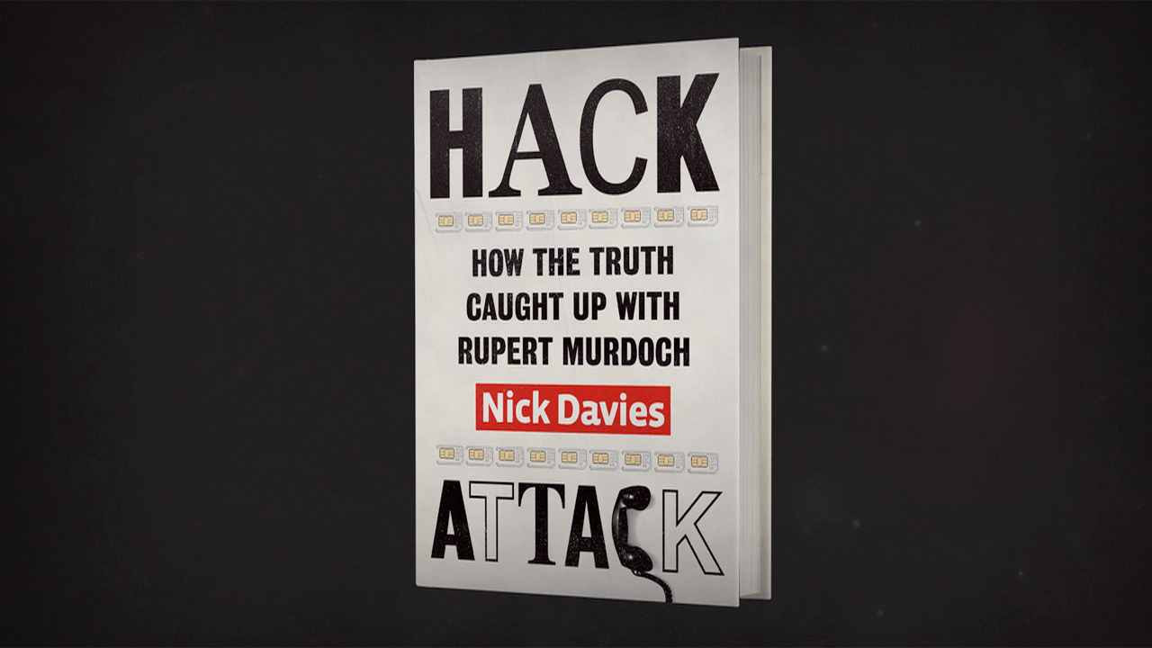 Nick Davies, Hack Attack