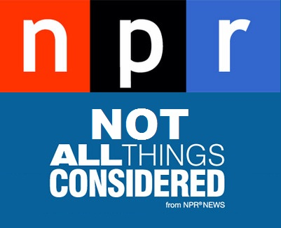 "NPR Presents CIA-Backed Group as ""Independent"" Critics on ""Harm"" Done by Snowden"