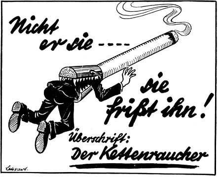 The Nazis Were on a Mission To Eliminate Cancer — For Their Own Sick Purposes (New Republic, June 14, 1999)