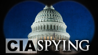 CIA Sued Over Senate Spying