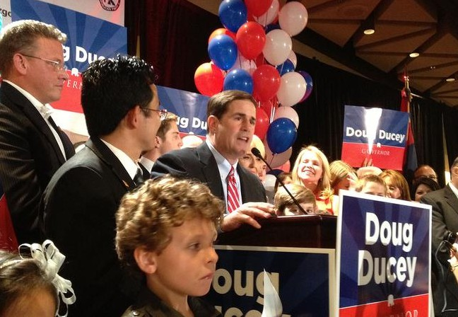 GOP Candidate for Arizona Governor has Family Ties to Organized Crime