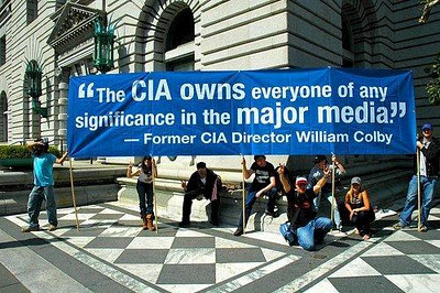 Leading German Journalist: CIA Media Pushing for World War