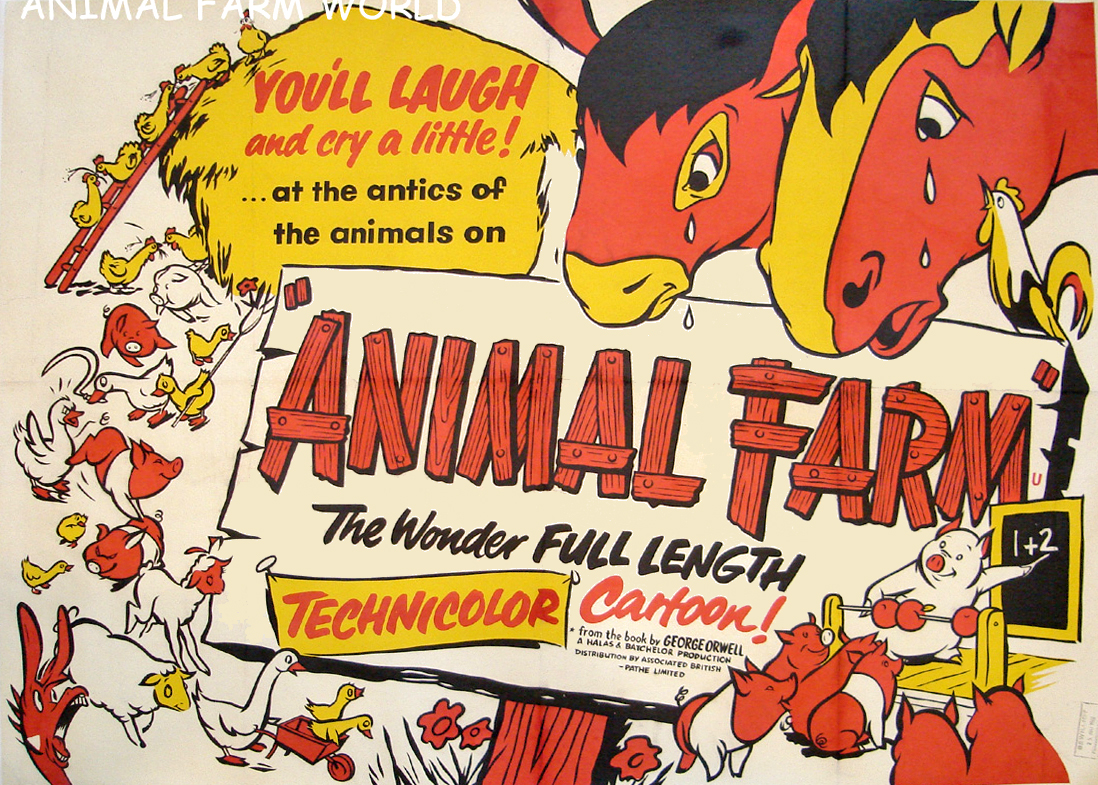 How the CIA Brought Animal Farm to the Screen